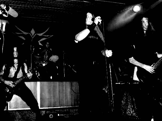 Storming Darkness - ...By Path Of Death